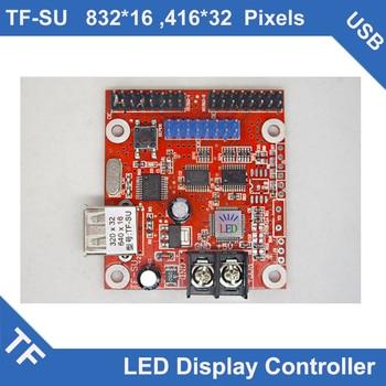 TF-SU TF longgreat LED Display Control Card Asynchronous Single Dual Color