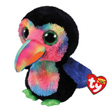 "Ty Beanie Boos Pluche Dier Pop Snavels Toekan Soft Knuffels Met Tag 6 ""15 cm(China)"
