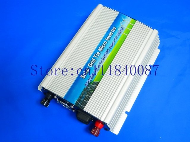 Special offer via China to Japan express 1000W Grid Tie Inverter for solar panel 10.5-28VDC Free shipping