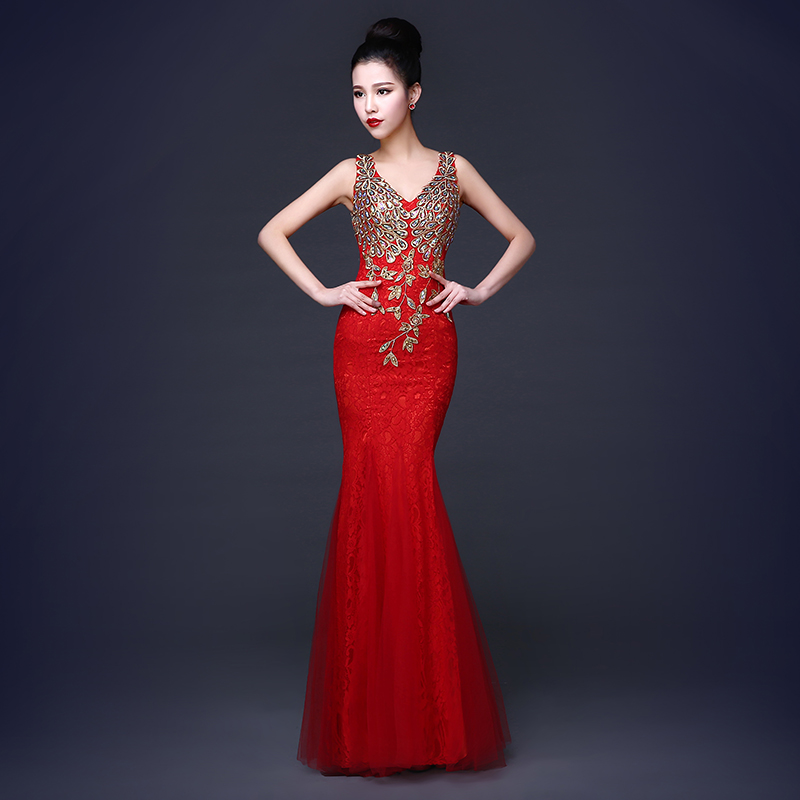 Spring Evening Dress Promotion-Shop for Promotional Spring Evening ...