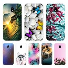Case For Samsung Galaxy J3 2017 Silicone Coque for Cover Funda j330F hoesje Bag