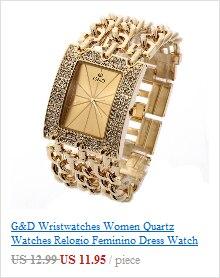 2017G & D Ouro Das Mulheres relógios