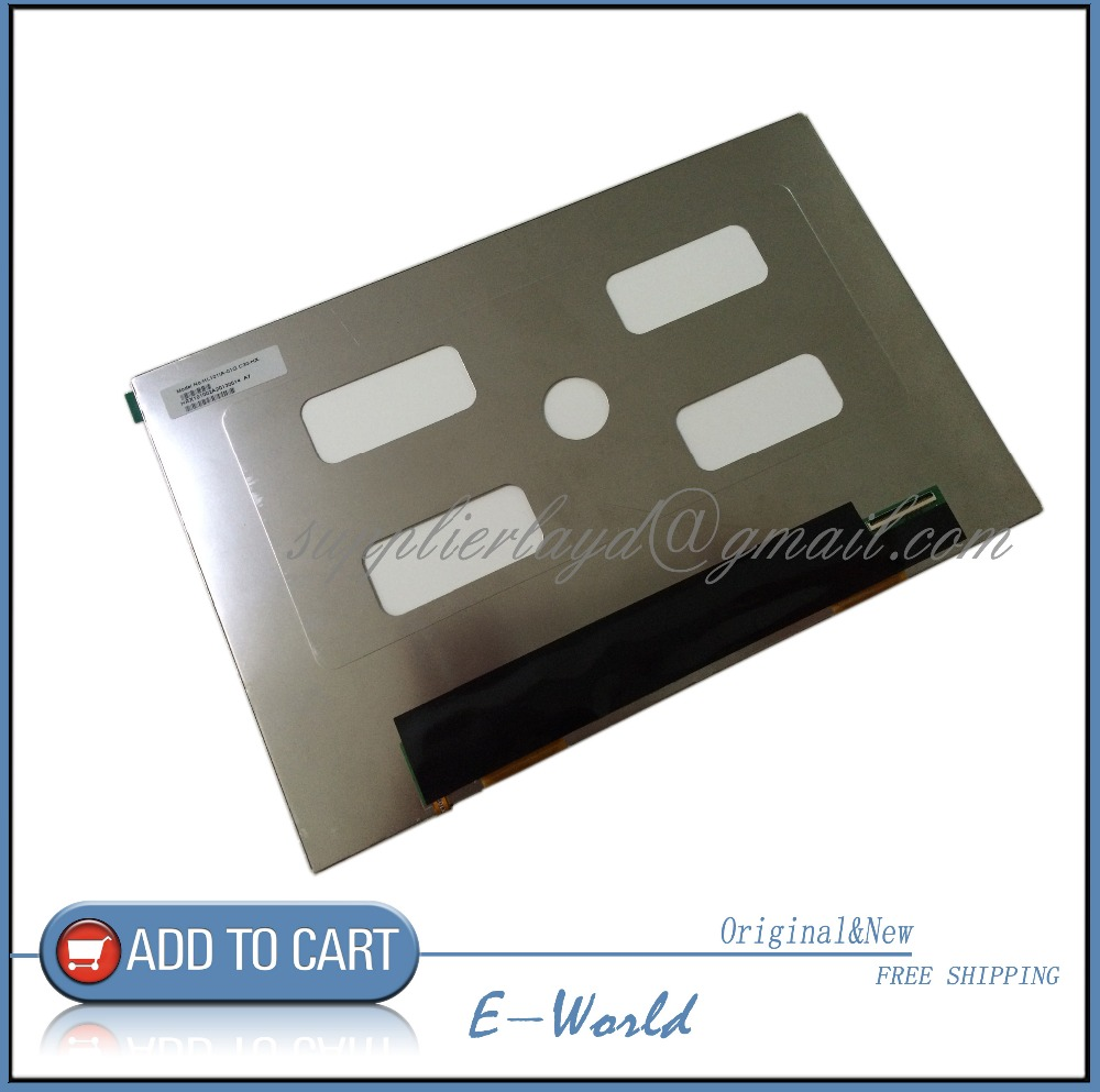 10 1INCH LCD display screen for Prestigio MultiPad 4 PMP7110D3G PMP7110D tablet FREE SHIPPING
