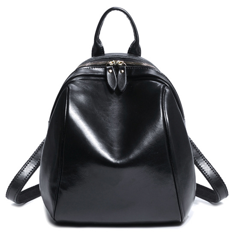 Fashion Women Backpack High Quality Youth Leather Backpacks for Teenage Girls Female School Shoulder Bag Mochila Package Female fashion design women backpack leather star rivet black female youth satchel
