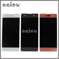 5 0 For SONY Xperia XA Assembly Full LCD Display Touch Screen Digitizer Replacement F3111 F3112