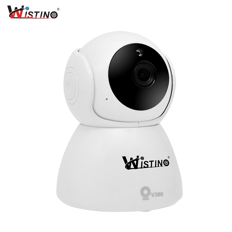 Wistino CCTV WiFi IP Caméra HD 1080 P Mini Sans Fil Vidéo Bébé moniteur P2P Intérieure De Sécurité Maison Intelligente IR Nuit Vision H.265 V380