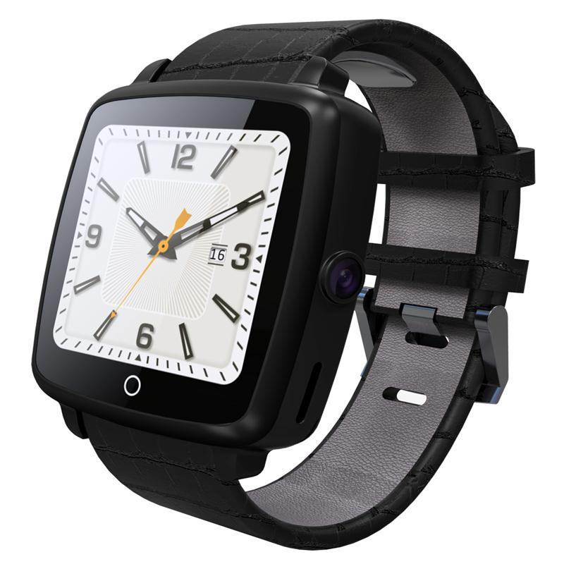 imágenes para Smart watch u11c conectividad bluetooth 4.0 tarjeta micro sim para apple ios/android teléfono samsung smartwatch u11 actualizado