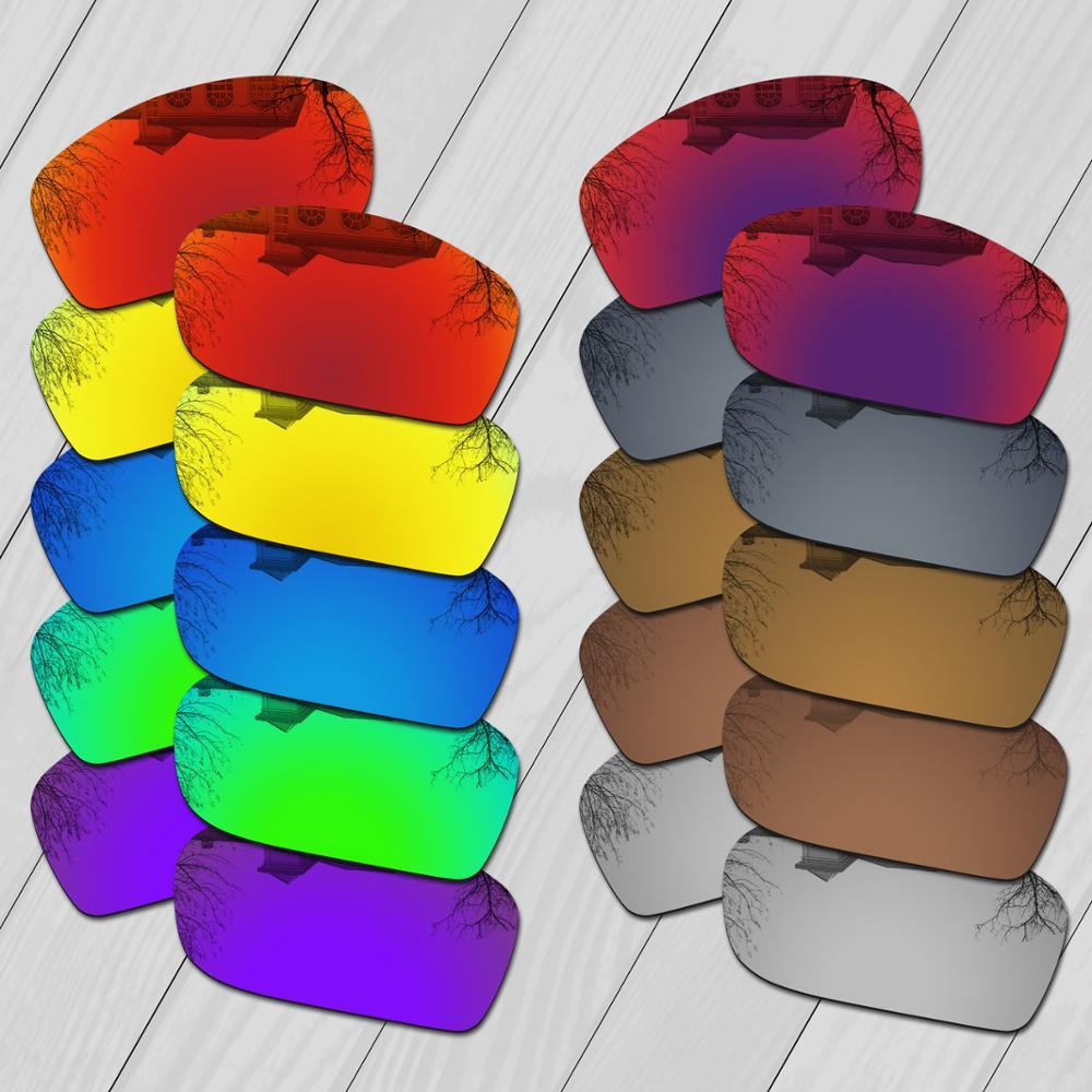E.O.S Polarized Enhanced ReplacementLensesforOakleyMonster Pup Sunglasses - Multiple Choice