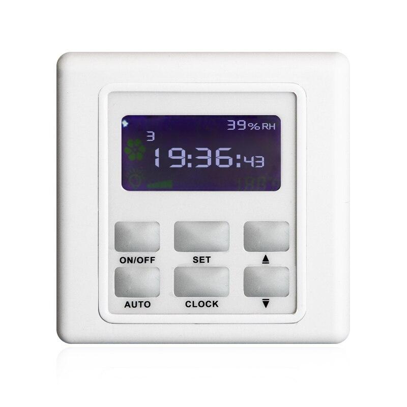 Humidity switch