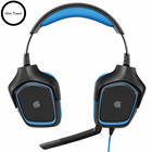 Replacement Earpads Ear Pads Cushions for Logitech G35 G930 G430 F450 Surround Sound Gaming Headset headphones