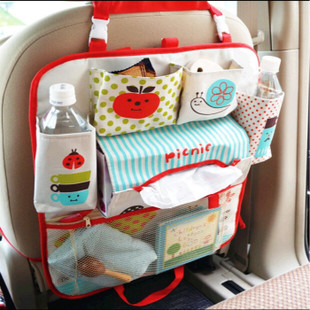 aliexpresscom buy qc sn040 car seat organizer kids baby bags baby food feeding bottle cloth storage container auto interior accessories supplies from