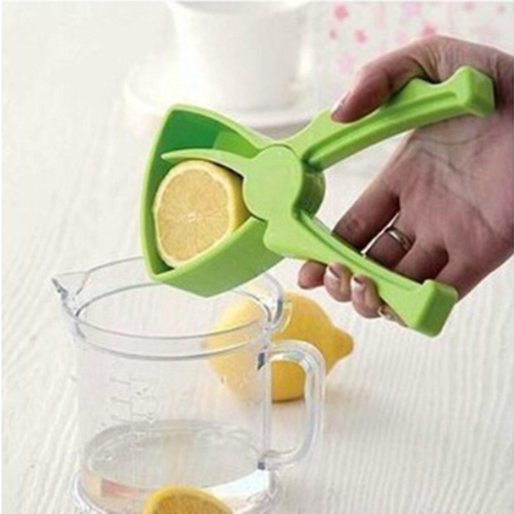 Useful Lemon Juice Citrus Hand Presser Fruit Juicer Squeezer Fresh juice Kitchen cooking Tools