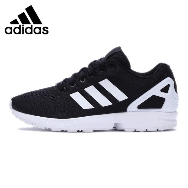 33f6ffdb9c79c Original Adidas Originals ZX FLUX Men s Skateboarding Shoes Sneakers ...
