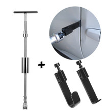 цена на PDR Paintless Dent Repair Tools for Door and Fender Repair Car Edge Repair Door with PDR Slide Hammers PDR Tools