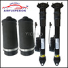 Dhl Free Shipping Rear Air Shock 2pcs With ADS And 2pcs Air Spring Bags For Mercedes