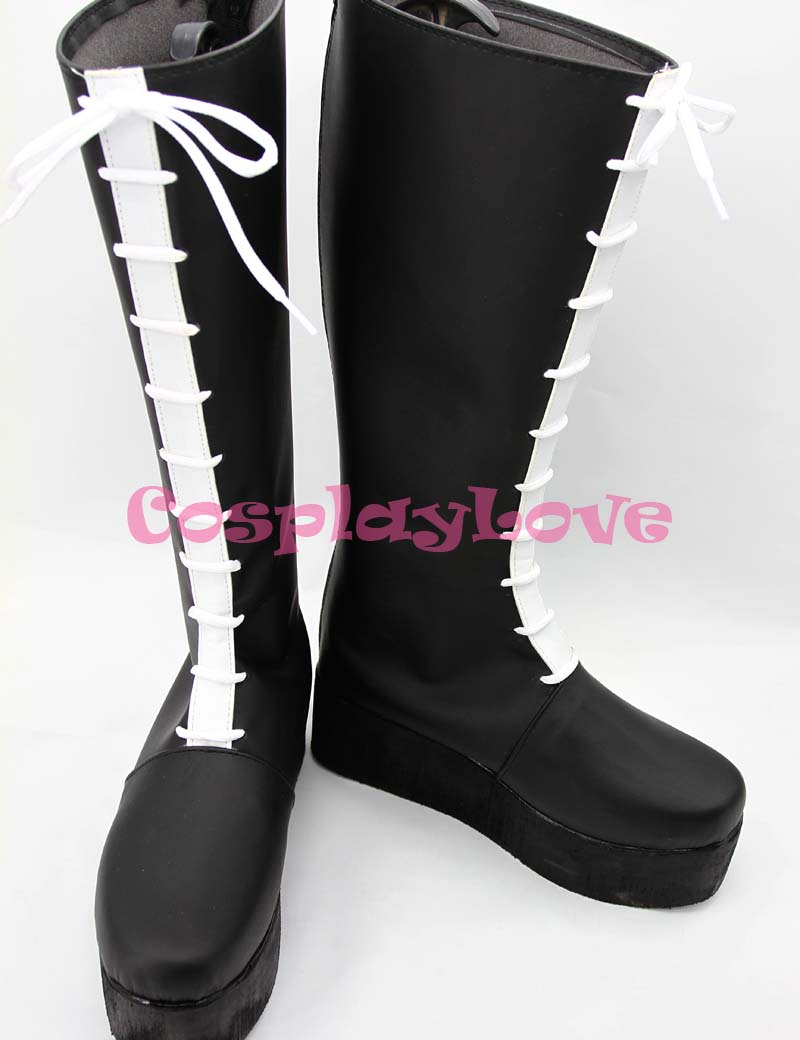 Newest Custom Made Japanese Anime Katekyo Hitman Reborn Colonnello Cosplay  Shoes Boots For Christmas Halloween Festival-in Shoes from Novelty &  Special Use ...