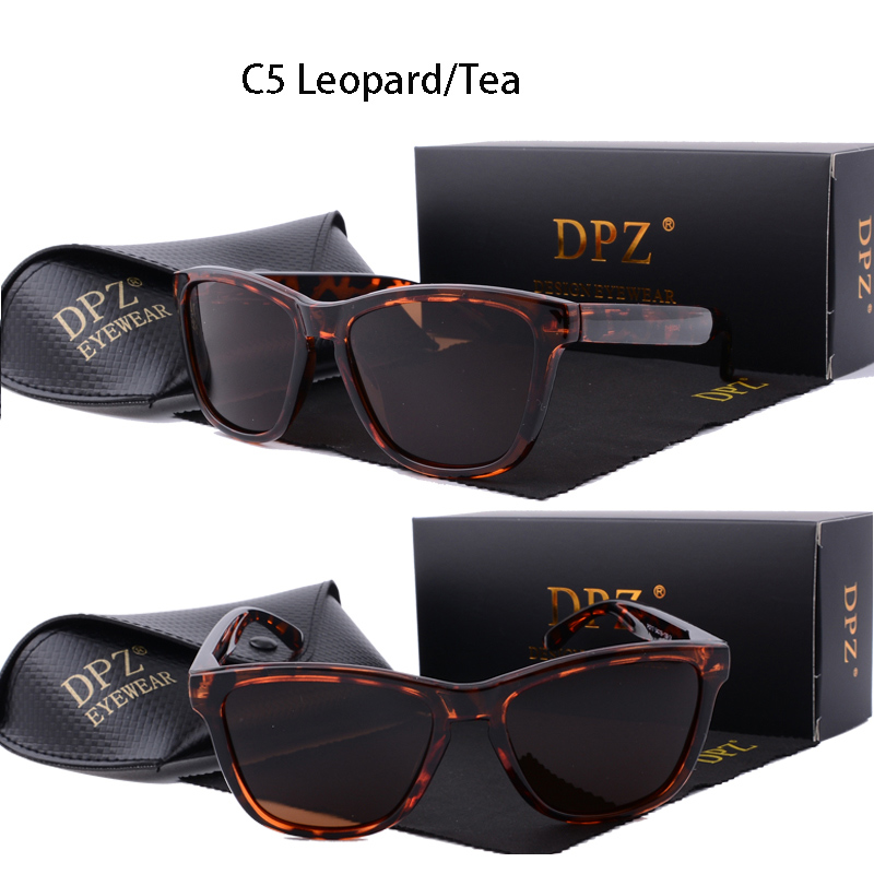 2018 New Fashion Polarized Women Sunglasses Famous Lady Brand Designer Gradient Colors Coating Mirror Sun Glasses UV400 with box