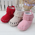 The New Girl Baby Warm and Comfortable Non-slip Shoes European and American Fashion Explosion Models 4 Color Options