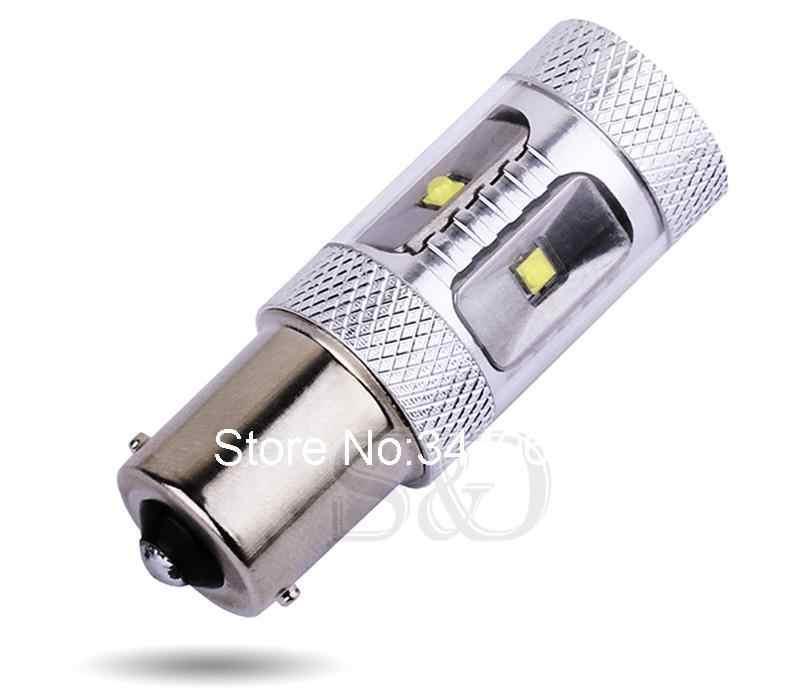 1 шт. 1156 BA15S P21W светодиодный светильник 30 Вт автомобильный противотуманный задний Поворотный Светильник R5W R10W Лампа парковочный резервный светильник s автомобильный светильник источник 12 В D040