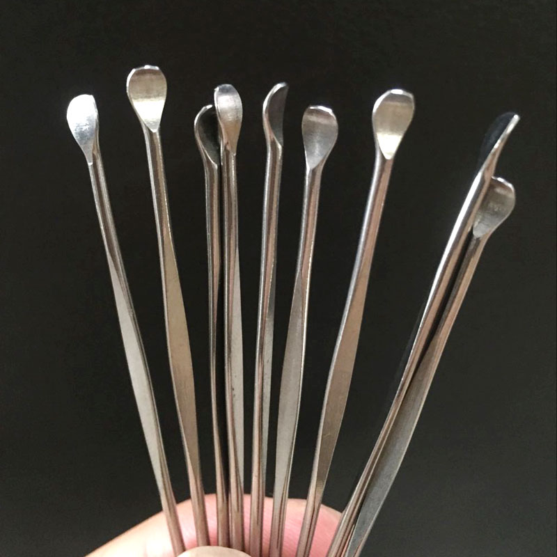 Инструмент для резьбы по воску инструмент из нержавеющей стали Dab титановый инструмент для сухой ногти травяные инструменты вапорайзеры ин...