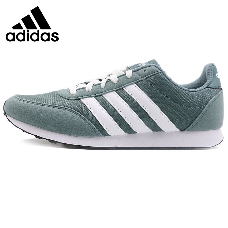 Original New Arrival 2018 Adidas Neo Label V RACER 2 Men's Skateboarding Shoes Sneakers