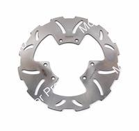 Front Brake Disc For Yamaha TW 125 1999 2000 TW225 2005 2006 Motorcycle Brake Disk Rotor CNC Aluminum TW125 225 99 00 05 06
