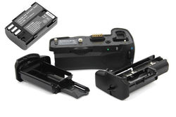 JINTU Multi-Power Vertical Battery Grip Pack  Holder +1pcs D-Li90 Battery Kit for Pentax K-3 K3 DSLR Camera AS D-BG5
