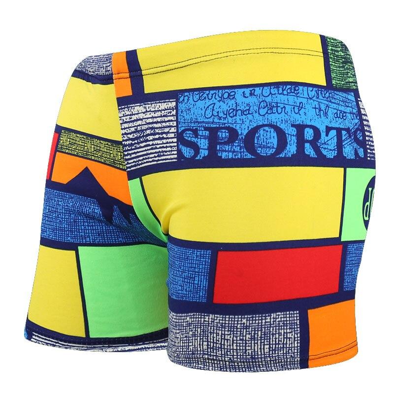 c5cbc96676918 Men Swim Shorts Swimsuit Swimming Pool Trunks Briefs Multi Patterns Boxer  Beach Surf Swimwear Bathing Suit