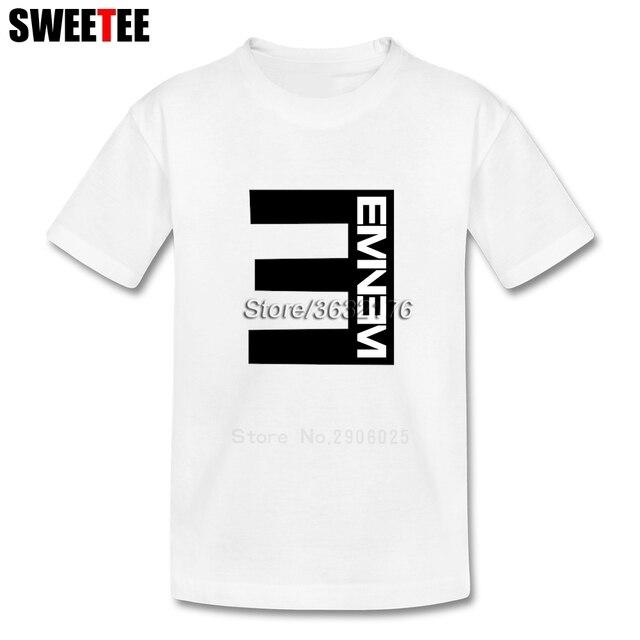 eminem T Shirt kid mathers slim shady toddler marshall baby Tshirt  children s infant rap god Garment 2018 T-shirt For boy girl a30942f3266