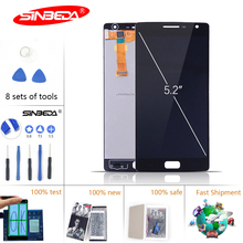 5.5'' IPS Display For Oneplus 2 LCD Touch Screen with Frame for One Plus 2 Display Replacement 1+ Two A2001 A2003 A2005 цена в Москве и Питере