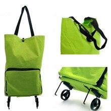 Sac à provisions réutilisable oxford chariot de NOUVELLES sac sur roues sacs sur roues sac à provisions en toile