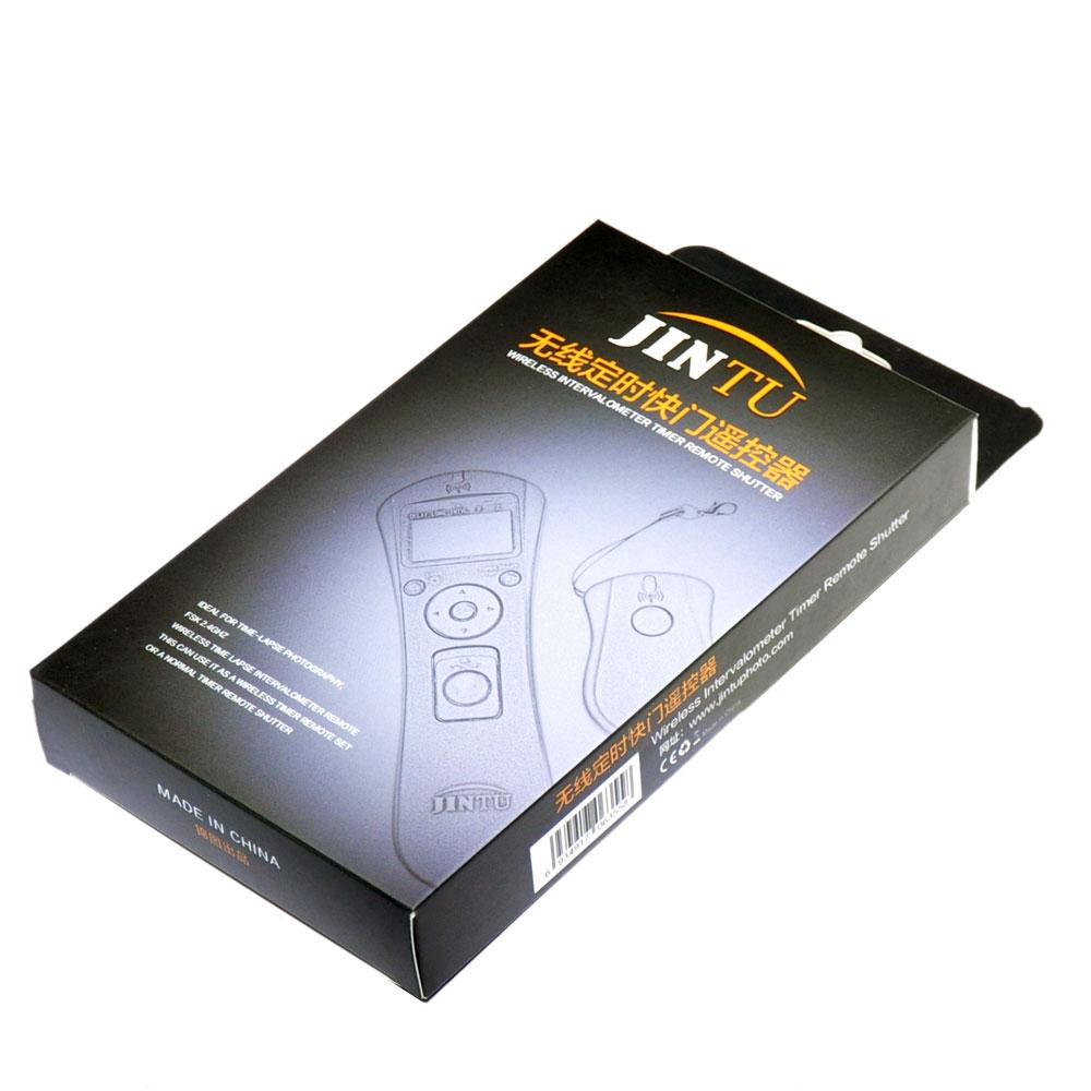 Canin 450D 500D 550D 600D 650D 750D 1300D 60D 70D üçün JINTU 2.4G - Kamera və foto - Fotoqrafiya 4