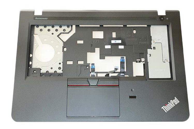 New Original for <font><b>Lenovo</b></font> <font><b>ThinkPad</b></font> <font><b>E450</b></font> E455 E450C Palmrest <font><b>Keyboard</b></font> Bezel Cover Upper Case FPR TP Touchpad 00HT608 00HT609 image