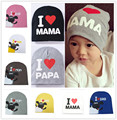 New brand autumn winter  knit cotton warm newborn Baby Boy Girl Hats Toddler Infant Kids Caps Candy Color Lovely Baby Beanies