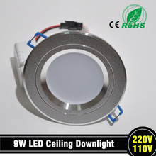 LED Downlight 3W 5W 7W 2835 SMD AC220V 240V Warm White Cold White LED Downlights Led Lights For Home Indoor Lighting LED Lamp цена