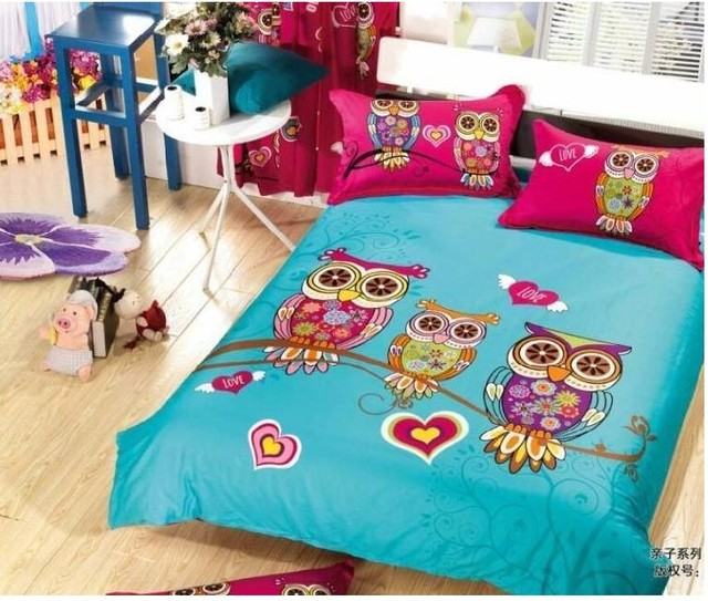 set cover owl hoot product duvet file page