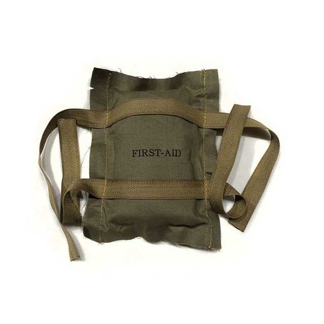 US $15 29 10% OFF|Collection WW2 WWII US Military Army Trooper Soldier  First Aid Kit Bandage Medic Gear US25-in Sports Souvenirs from Sports &