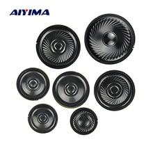 AIYIMA 10 個超薄型スピーカー 8 オーム 0.5 ワットホーンスピーカー 20 23 28 30 36 40 50 ミリメートルミニスピーカー Diy