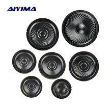 AIYIMA – Mini haut-parleur ultrafin, 8 Ohm, 0.5W, klaxon, 20, 23, 28, 30, 36, 40, 50MM, Diy, 10 pièces