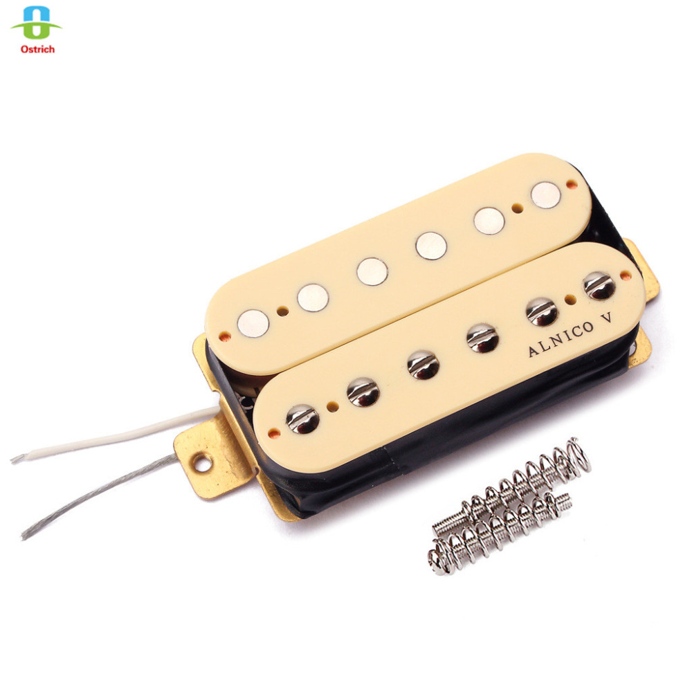 Electric Guitar Open Style Zebra Humbucker Double Coil Pickup electric guitar pickup humbucker for 6 string 6 pieces double coil pickups set neck bridge pickup humbucker double coil