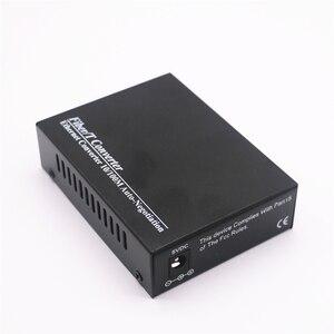 Image 4 - Convertidor de medios ópticos de fibra 10/100Mbps, fibra dúplex multimodo Wavelenth 850nm 2km RJ45 a conector SC