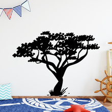 Cartoon Style tree Wall Sticker Home Decoration Accessories For Kids Rooms Waterproof Art Decal
