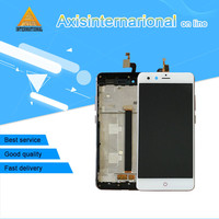 Axisinternational Lcd Screen Display Touch Digitizer With Frame For 5 0 ZTE Nubia Z11 Mini NX529J