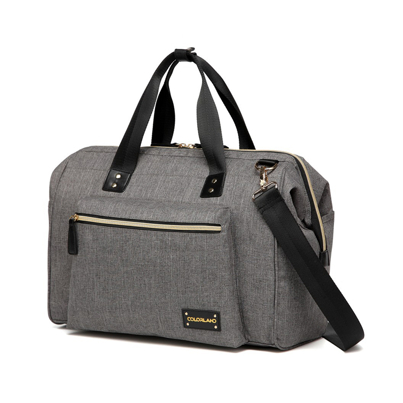 Fashion Mommy bag large-capacity single-shoulder oblique mommy bag mother baby bag out of the package to be produced new 2016 women bag wings sweet female bag trend of the single shoulder bag turn lock handbag fashion mother and child package