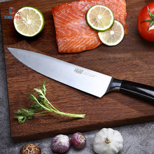 Findking 2018 best knives quality Stainless Steel 8 Inch Chef Knife Kitchen Slicing knife For Meat Fruit Vegetable tools