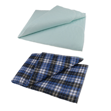 2pcs Washable Waterproof Reusable Underpad Incontinence Bed Pad Absorbent Sheet Mattress Protector 45 x 60cm