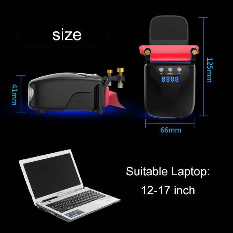 ノート Pc クーラーファンのためのクーラー 12 17 インチの真空 USB ユニバーサルノートブックファン冷却外部空気抽出クール