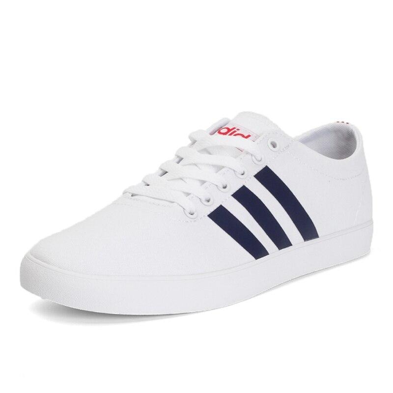 Original New Arrival Adidas NEO Label EASY VULC Men's Skateboarding Shoes Sneakers