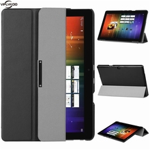 For BQ Aquaris M10 Case Cover Stand Leather MediaPad Bag For BQ Aquaris M10  HD 10 Inch Tablet Wallet Bag Protective Foldable