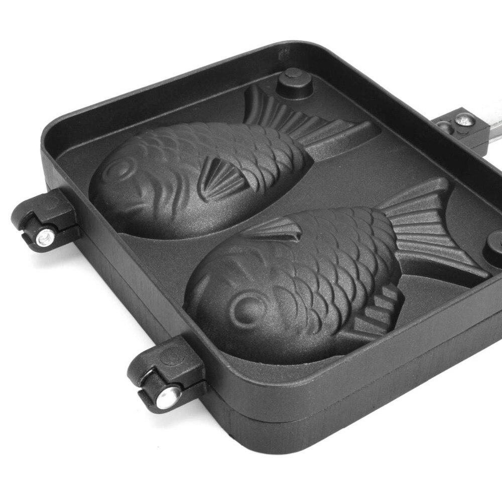 2-Molds-Taiyaki-Fish-Shaped-Waffle-Pan-Maker-Non-stick-Buscuit-Cake-Bake-Bakeware-Home-Kitchen(4)
